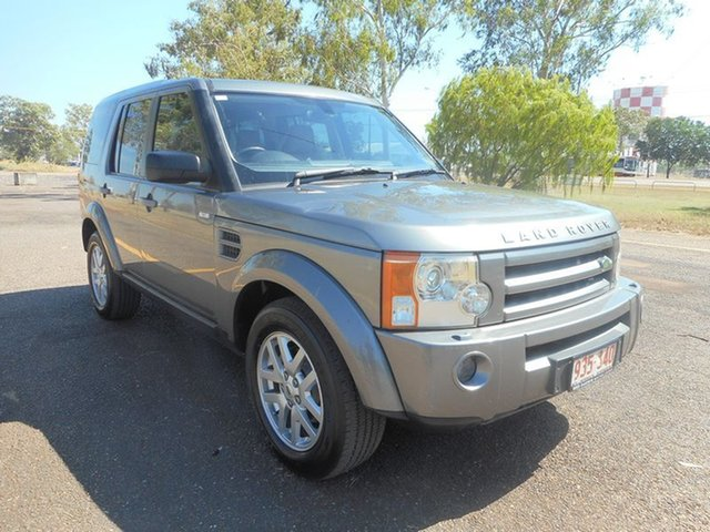 Used Land Rover Discovery 3 SE, Winnellie, 2009 Land Rover Discovery 3 SE Wagon