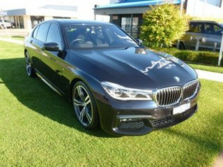 Demonstrator, Demo, Near New BMW 740I, 2016 BMW 740I G11 Sedan