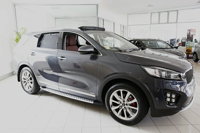 Discounted Demonstrator, Demo, Near New Kia Sorento GT-Line AWD, Warwick Farm, 2017 Kia Sorento GT-Line AWD SUV