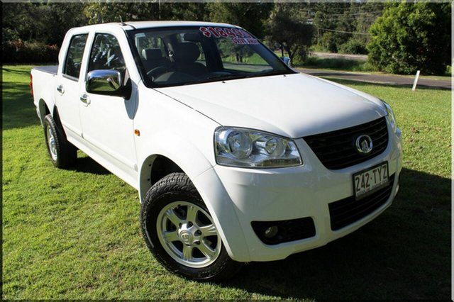 Used Great Wall V200, Nambour, 2014 Great Wall V200 K2 MY14 Utility