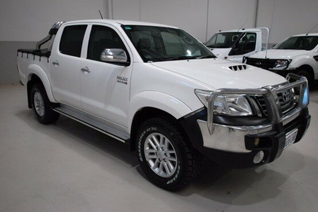 Used Toyota Hilux SR5 Double Cab, Kenwick, 2012 Toyota Hilux SR5 Double Cab Utility