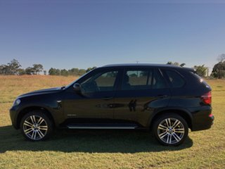 2013 BMW X5 xDrive30d Steptronic Wagon.