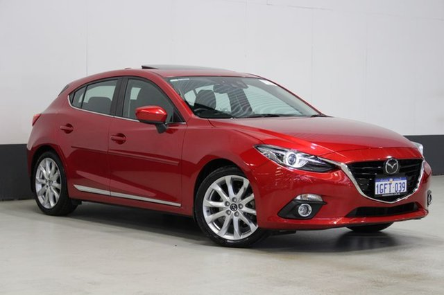Used Mazda 3 SP25 Astina, Bentley, 2014 Mazda 3 SP25 Astina Hatchback