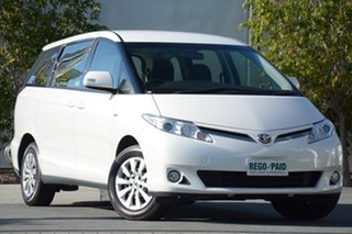 Used Toyota Tarago GLi, Robina, 2014 Toyota Tarago GLi ACR50R MY13 Wagon