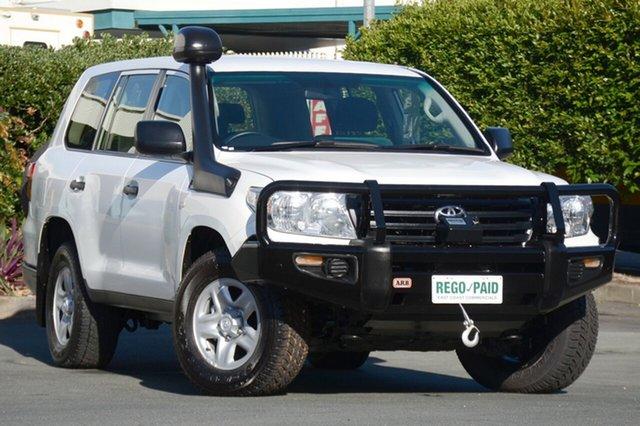 Used Toyota Landcruiser GX, Acacia Ridge, 2012 Toyota Landcruiser GX VDJ200R MY12 Wagon
