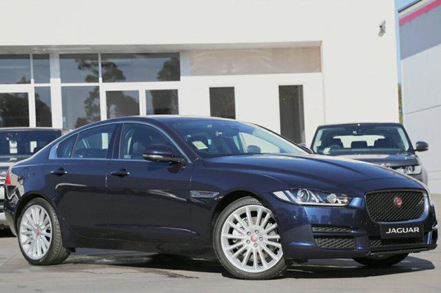 New Jaguar XE 20T Prestige, Narellan, 2017 Jaguar XE 20T Prestige Sedan
