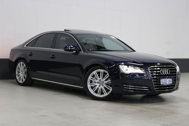 Used Audi A8 4.2 FSI Quattro, Bentley, 2010 Audi A8 4.2 FSI Quattro Sedan