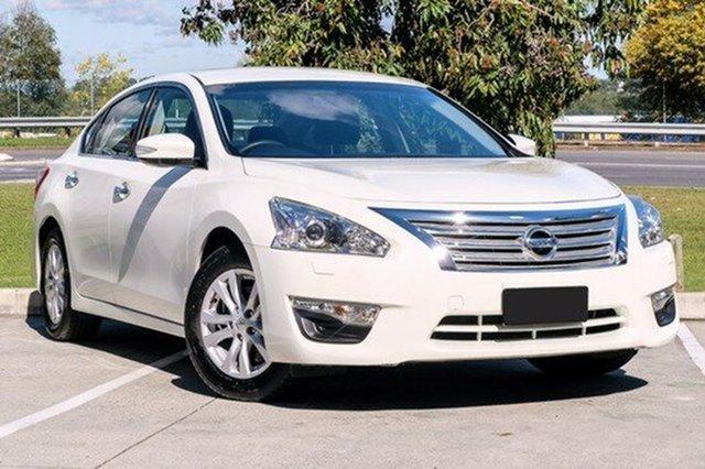 Used Nissan Altima ST X-tronic, Moorooka, Brisbane, 2014 Nissan Altima ST X-tronic Sedan