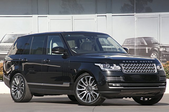 New Land Rover Range Rover SDV8 Autobiography, Narellan, 2017 Land Rover Range Rover SDV8 Autobiography SUV
