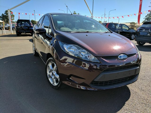 Discounted Used Ford Fiesta CL, Kingaroy, 2009 Ford Fiesta CL WS Hatchback
