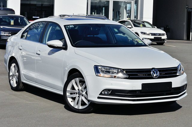 New Volkswagen Jetta 118TSI DSG Highline, Southport, 2017 Volkswagen Jetta 118TSI DSG Highline Sedan