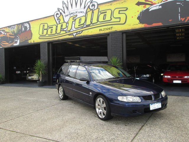 Used Holden Commodore Acclaim, O'Connor, 2002 Holden Commodore Acclaim Wagon