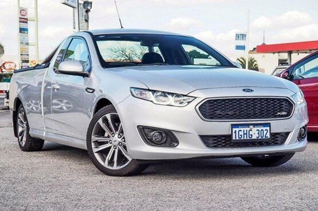 Used Ford Falcon XR6 Ute Super Cab, Morley, 2016 Ford Falcon XR6 Ute Super Cab Utility