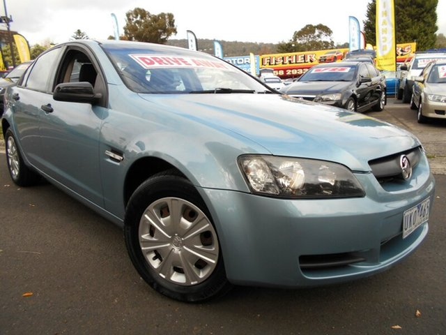Used Holden Commodore Omega, Upper Ferntree Gully, 2006 Holden Commodore Omega Sedan