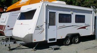 Used Jayco Sterling, Springwood, 2006 Jayco Sterling Caravan