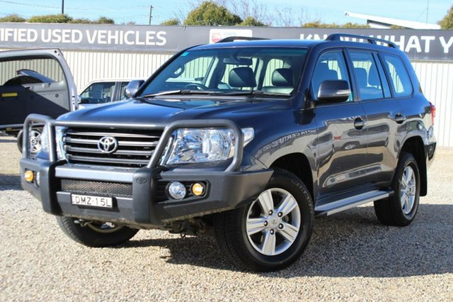 Used Toyota Landcruiser Altitude SE, Bathurst, 2012 Toyota Landcruiser Altitude SE Wagon