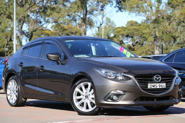 Used Mazda 3 SP25 SKYACTIV-Drive, Southport, 2014 Mazda 3 SP25 SKYACTIV-Drive Sedan