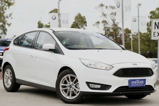 Discounted New Ford Focus Trend, Narellan, 2017 Ford Focus Trend Hatchback