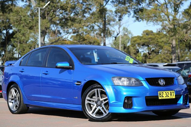 Used Holden Commodore SV6, Warwick Farm, 2010 Holden Commodore SV6 Sedan