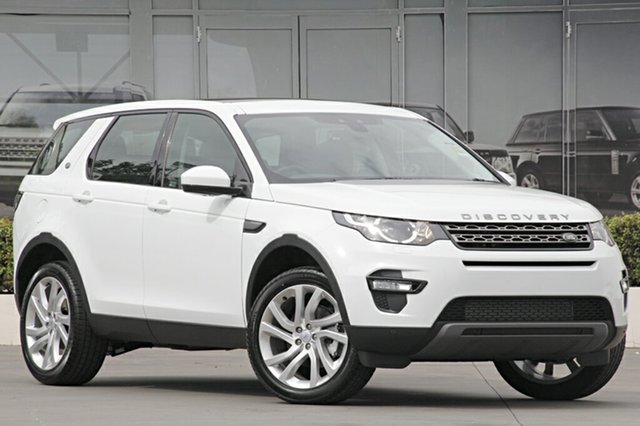 Demonstrator, Demo, Near New Land Rover Discovery Sport SD4 SE, Narellan, 2016 Land Rover Discovery Sport SD4 SE SUV