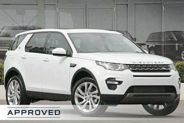 Demonstrator, Demo, Near New Land Rover Discovery Sport SD4 SE, Southport, 2016 Land Rover Discovery Sport SD4 SE SUV