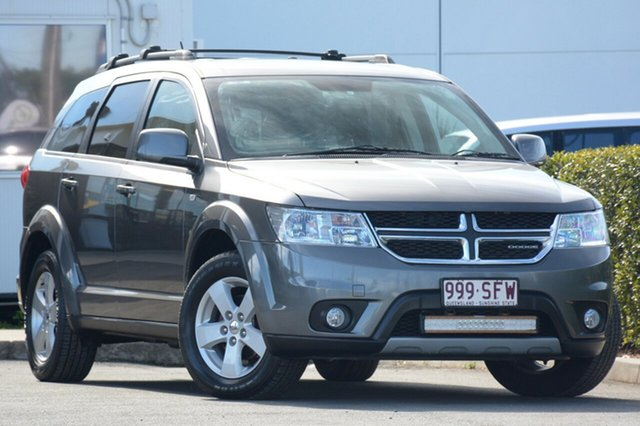 Used Dodge Journey SXT, Bowen Hills, 2011 Dodge Journey SXT Wagon