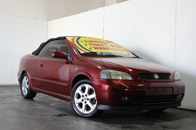 Used Holden Astra Convertible, Underwood, 2002 Holden Astra Convertible Convertible