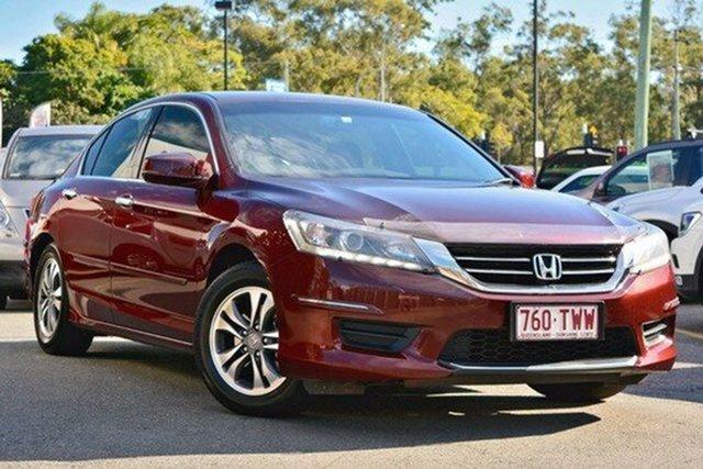 Used Honda Accord VTi, Moorooka, Brisbane, 2013 Honda Accord VTi Sedan