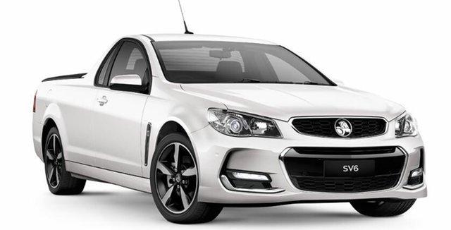 New Holden Ute SV6 Ute, Atherton, 2017 Holden Ute SV6 Ute Utility