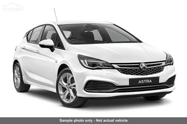 Demonstrator, Demo, Near New Holden Astra RS, Caloundra, 2016 Holden Astra RS Hatchback