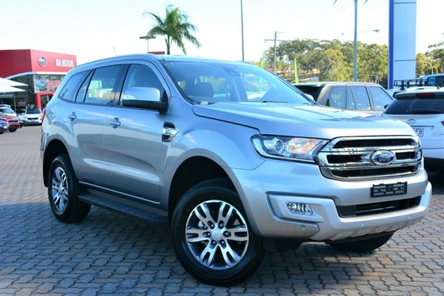 Discounted New Ford Everest Trend 4WD, Southport, 2017 Ford Everest Trend 4WD Wagon