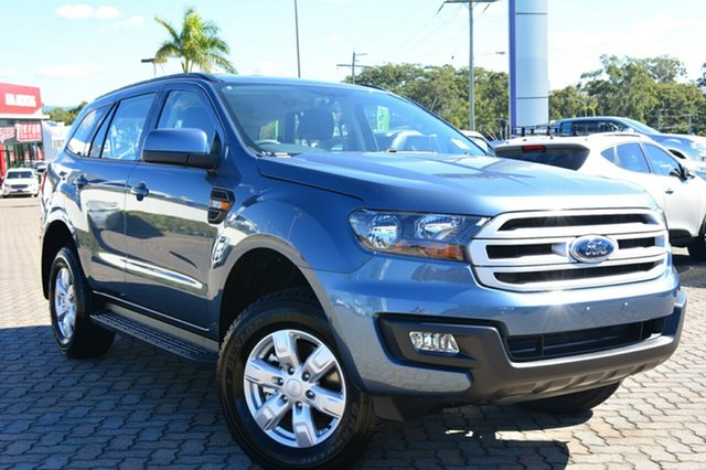 Discounted New Ford Everest Ambiente RWD, Southport, 2017 Ford Everest Ambiente RWD Wagon