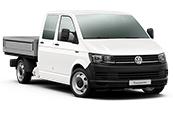 New Volkswagen Transporter Cab Chassis, Kloster Volkswagen, Hamilton