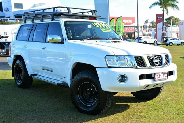 Discounted Used Nissan Patrol ST, Southport, 2013 Nissan Patrol ST Wagon
