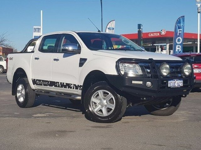 Used Ford Ranger XLT Double Cab, Morley, 2015 Ford Ranger XLT Double Cab Utility