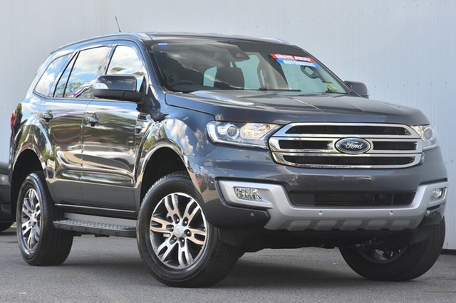 New Ford Everest Trend 4WD, Hobart, 2017 Ford Everest Trend 4WD Wagon