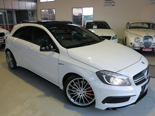 Used Mercedes-Benz A45 AMG SPEEDSHIFT DCT 4MATIC, Albion, 2014 Mercedes-Benz A45 AMG SPEEDSHIFT DCT 4MATIC Hatchback