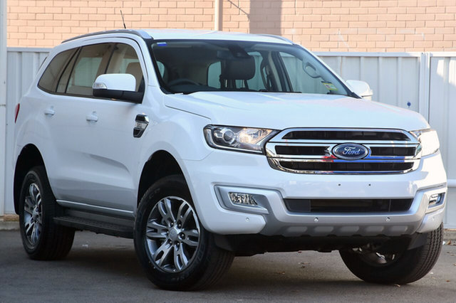 New Ford Everest Trend 4WD, Coffs Harbour, 2017 Ford Everest Trend 4WD Wagon
