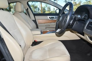 2013 Jaguar XF Luxury Sedan.