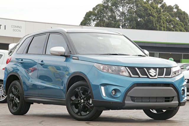 Discounted Demonstrator, Demo, Near New Suzuki Vitara S Turbo 2WD, Warwick Farm, 2016 Suzuki Vitara S Turbo 2WD SUV