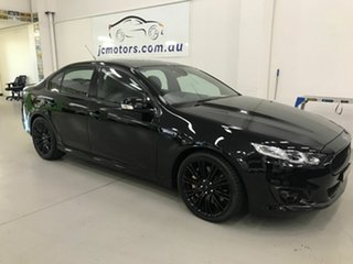 2017 Ford Falcon XR8 Sprint Sedan.