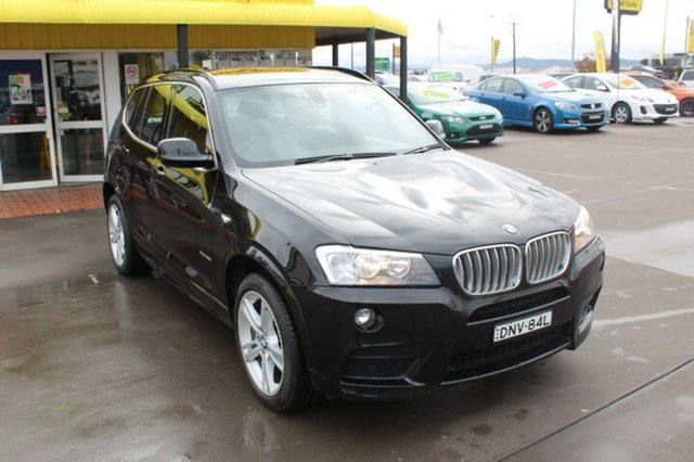 Used BMW X3 xDrive28i Steptronic, Hamilton, 2012 BMW X3 xDrive28i Steptronic Wagon