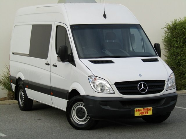 Used Mercedes-Benz Sprinter 319CDI Low Roof MWB, 2011 Mercedes-Benz Sprinter 319CDI Low Roof MWB Van