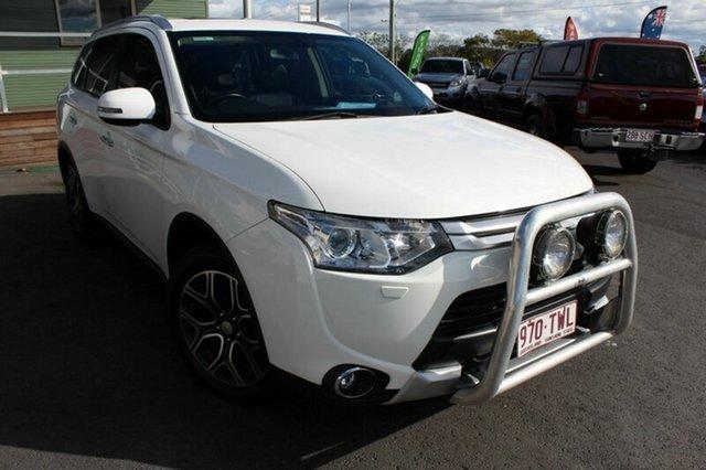 Used Mitsubishi Outlander Aspire 4WD, Tingalpa, 2014 Mitsubishi Outlander Aspire 4WD Wagon