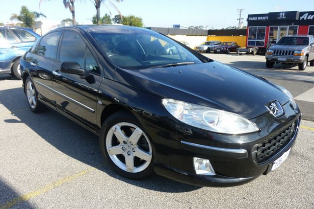 Used Peugeot 407 ST Executive, Cheltenham, 2004 Peugeot 407 ST Executive Sedan