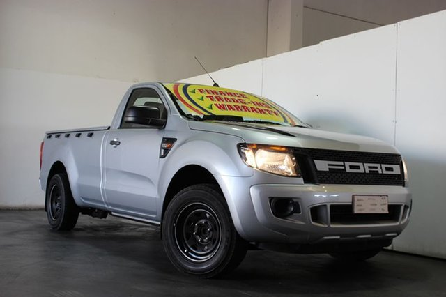 Used Ford Ranger XL 2.2 (4x2), Underwood, 2013 Ford Ranger XL 2.2 (4x2) Cab Chassis
