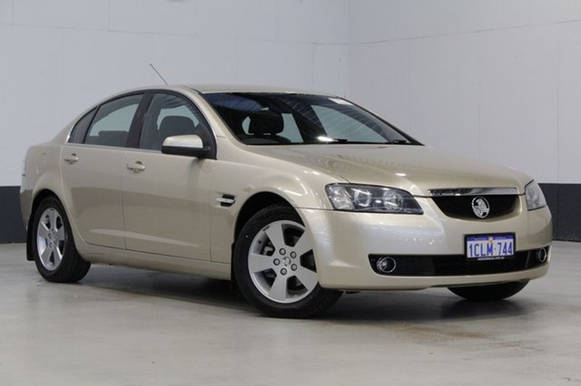 Used Holden Calais, Bentley, 2007 Holden Calais Sedan