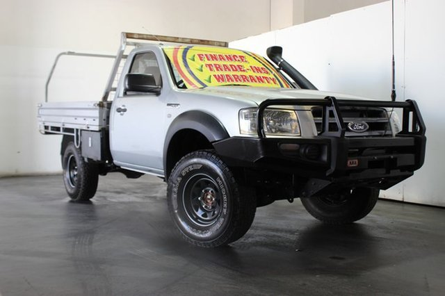 Used Ford Ranger XL (4x4), Underwood, 2008 Ford Ranger XL (4x4) Cab Chassis