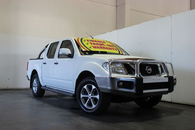 Used Nissan Navara ST (4x4), Underwood, 2011 Nissan Navara ST (4x4) Dual Cab Pick-up