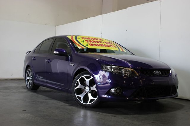 Used Ford Falcon XR6 50th Anniversary, Underwood, 2010 Ford Falcon XR6 50th Anniversary Sedan